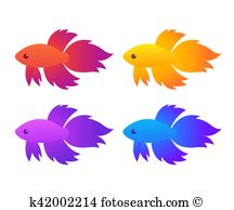 Siamese Fighting Fish clipart #8, Download drawings