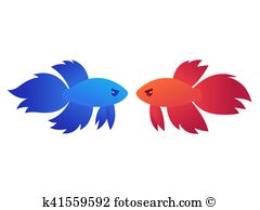 Siamese Fighting Fish clipart #12, Download drawings