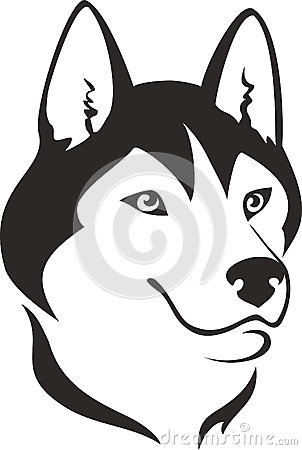 Siberian Husky clipart #6, Download drawings
