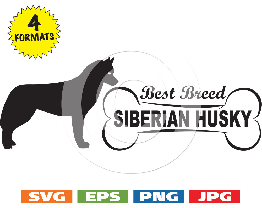 Siberian Husky svg #4, Download drawings