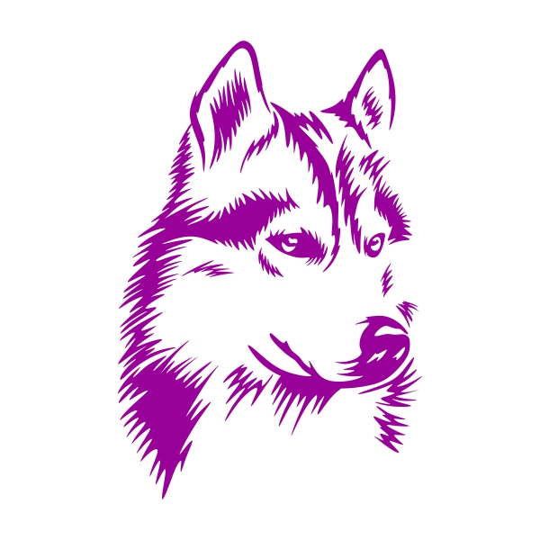 Siberian Husky svg #10, Download drawings