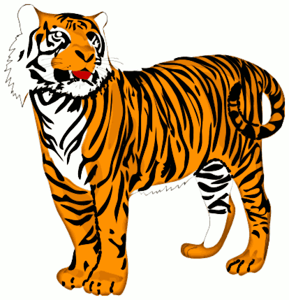 Siberian Tiger clipart #7, Download drawings