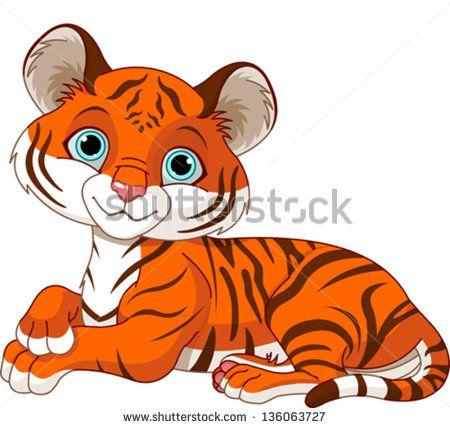 Siberian Tiger clipart #2, Download drawings