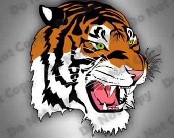 Siberian Tiger svg #1, Download drawings