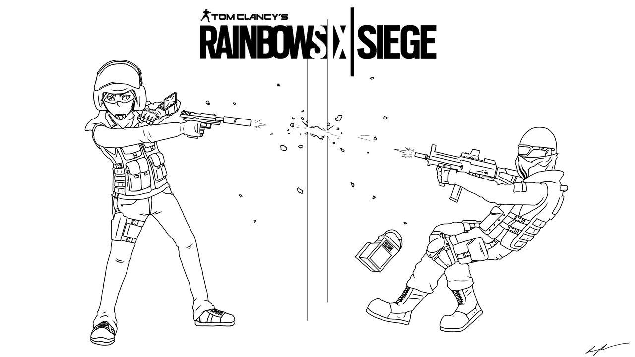Siege coloring #14, Download drawings