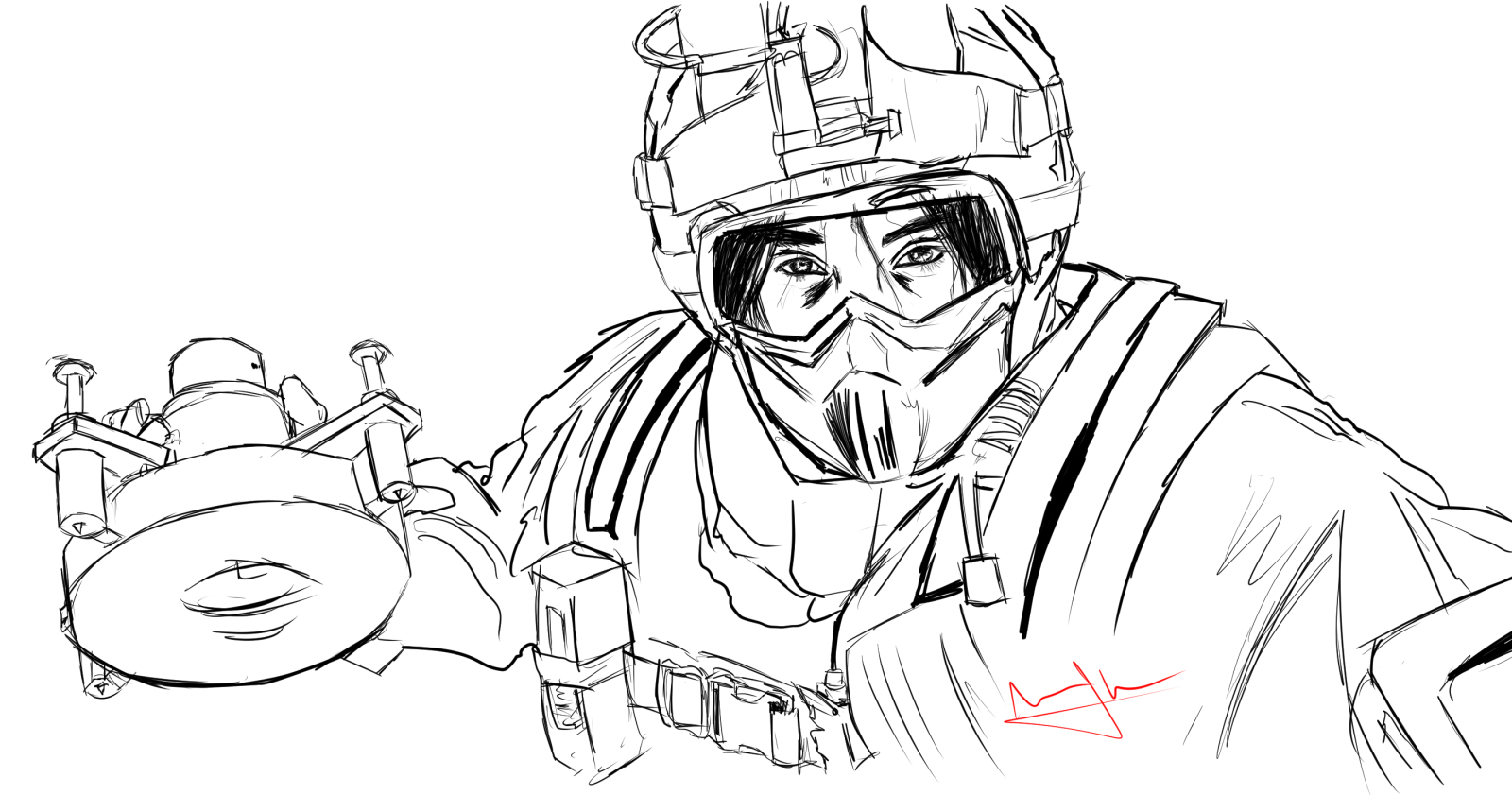 Siege coloring #6, Download drawings