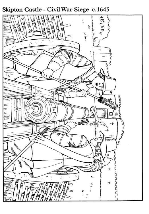 Siege coloring #10, Download drawings