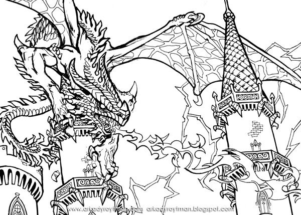 Siege coloring #12, Download drawings