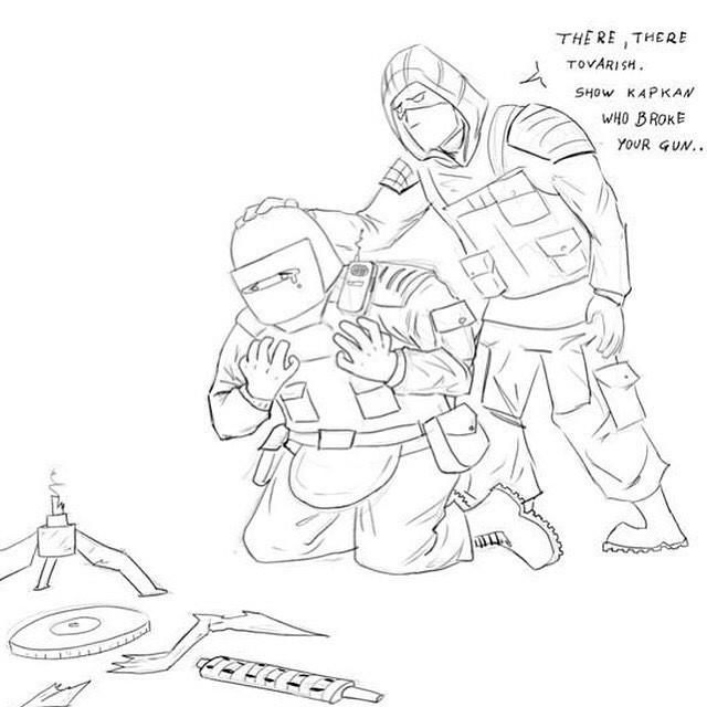 Siege coloring #16, Download drawings
