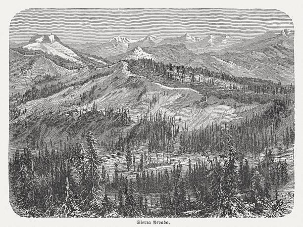 Sierra Nevada clipart #10, Download drawings