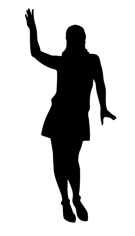 Silhouette clipart #19, Download drawings