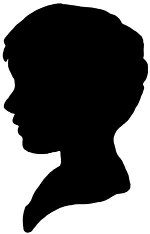 Silhouette clipart #20, Download drawings