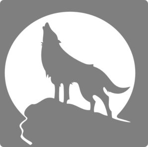 Silver Fox clipart #1, Download drawings
