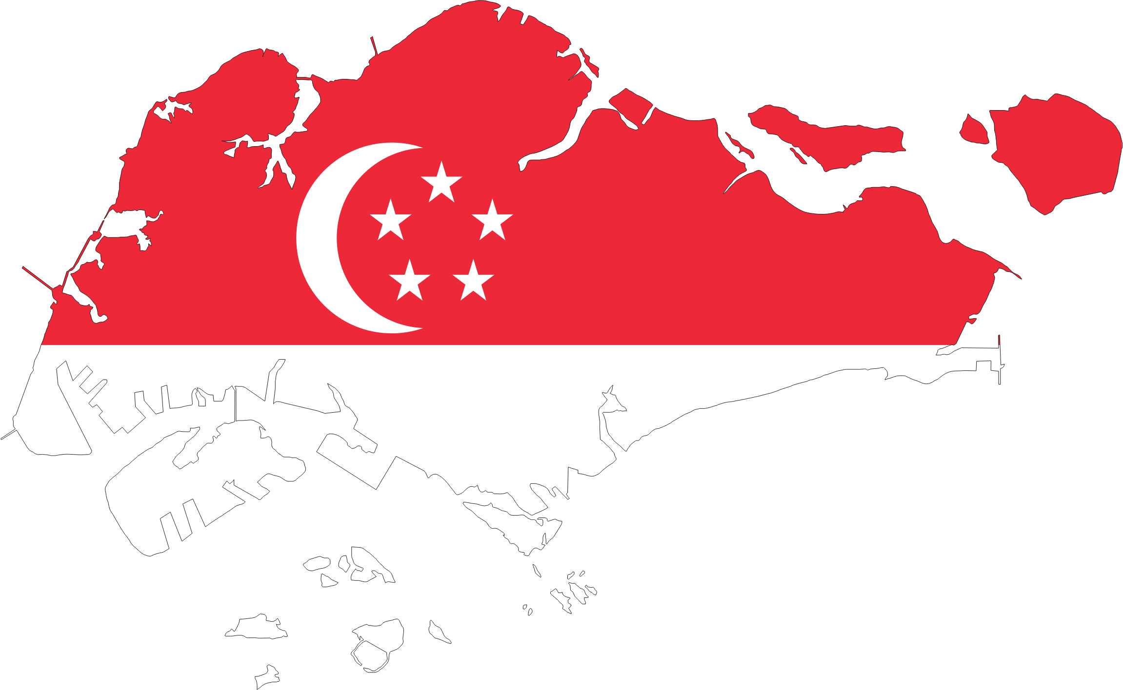 Singapore clipart #17, Download drawings
