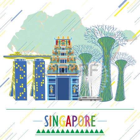 Singapore clipart #7, Download drawings