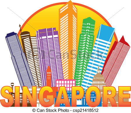 Singapore clipart #9, Download drawings
