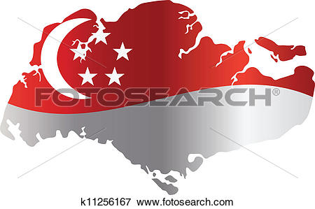 Singapore clipart #15, Download drawings