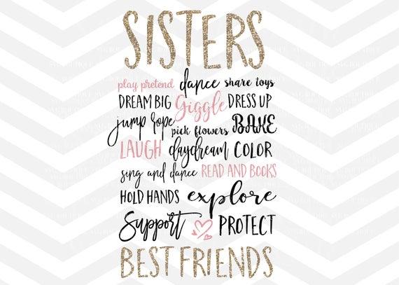 sisters svg #1181, Download drawings