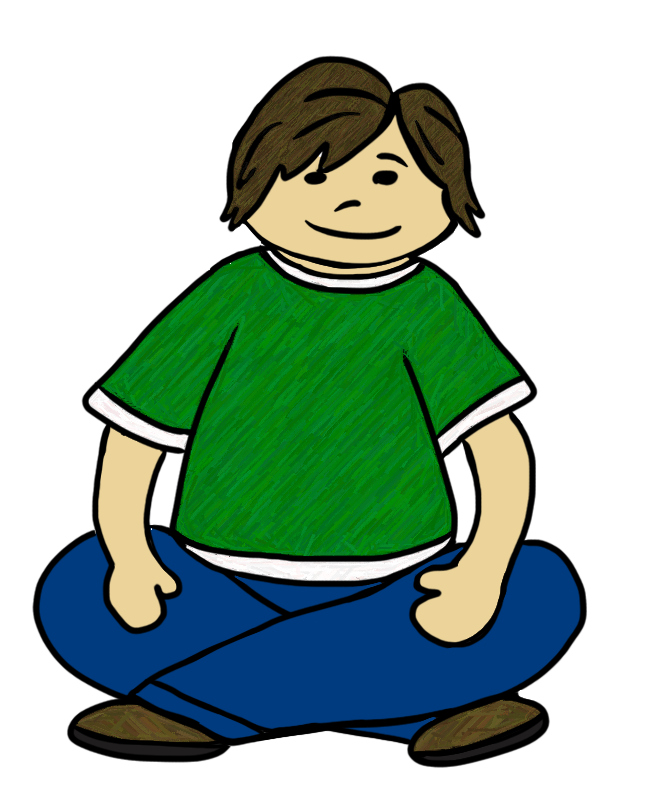 Sitting clipart #6, Download drawings