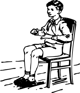 Sitting clipart #12, Download drawings