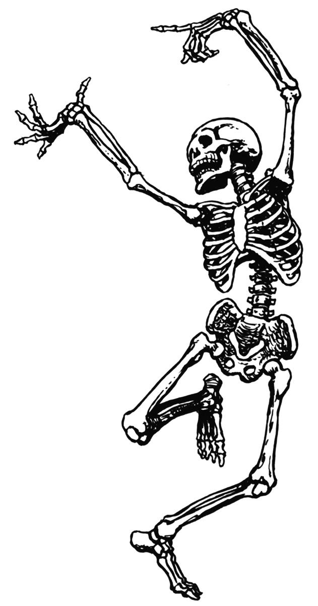 Skeleton clipart #6, Download drawings