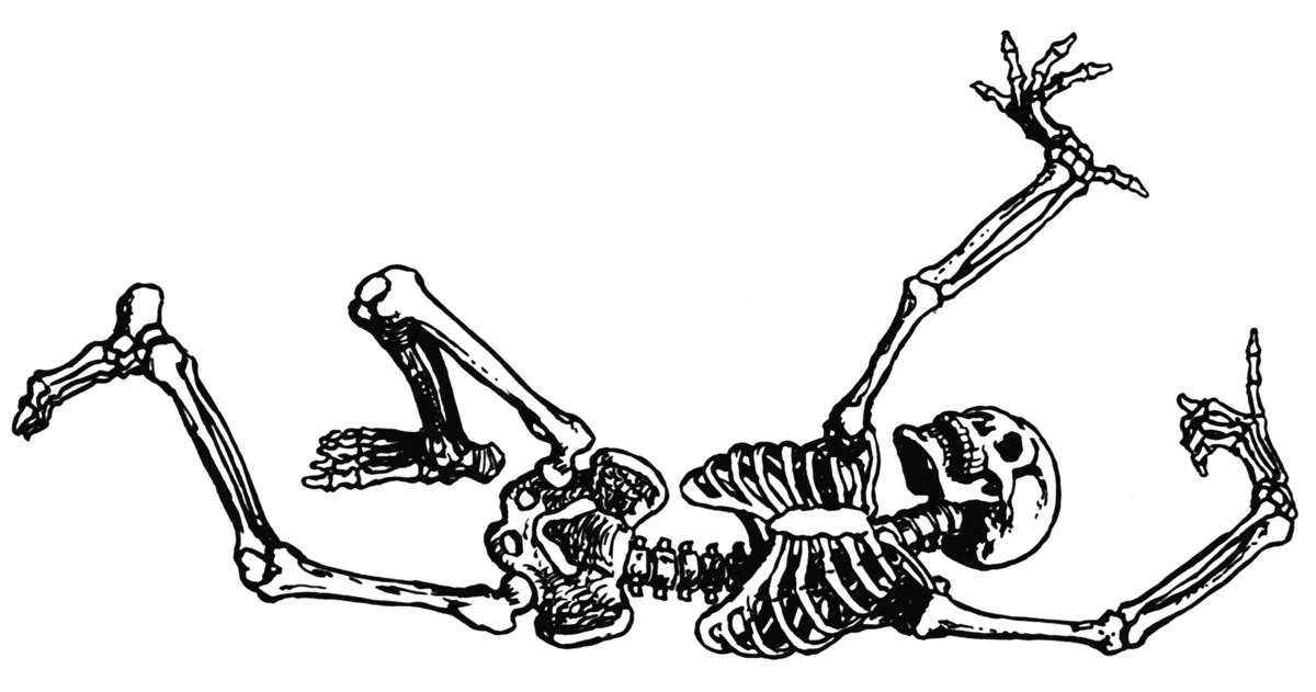 Skeleton clipart #5, Download drawings