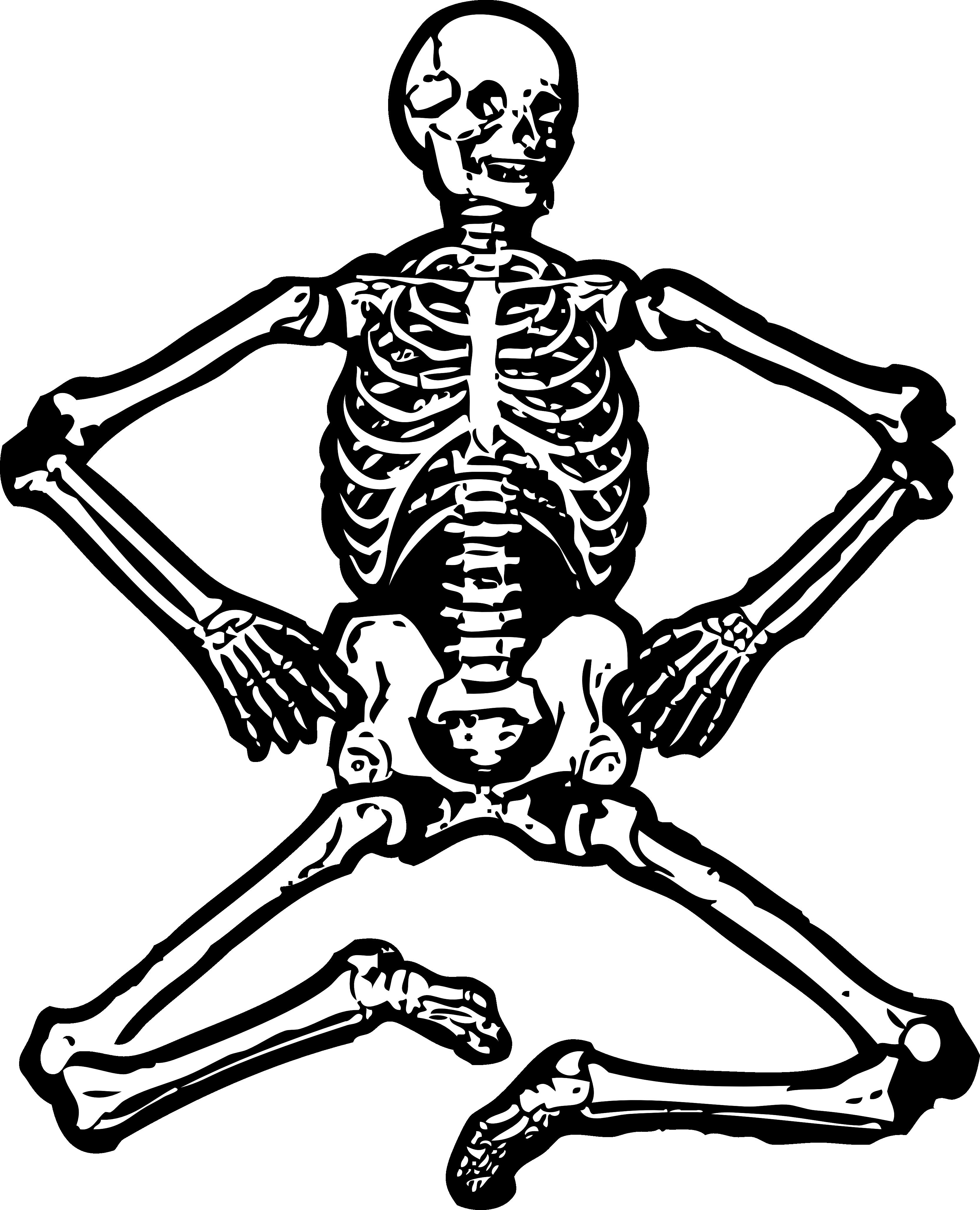 Skeleton clipart #8, Download drawings