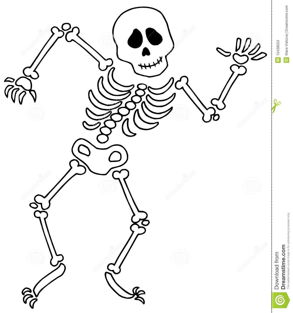 Skeleton clipart #20, Download drawings