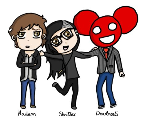 Skrillex clipart #15, Download drawings
