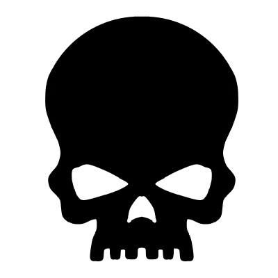 Skull clipart #12, Download drawings