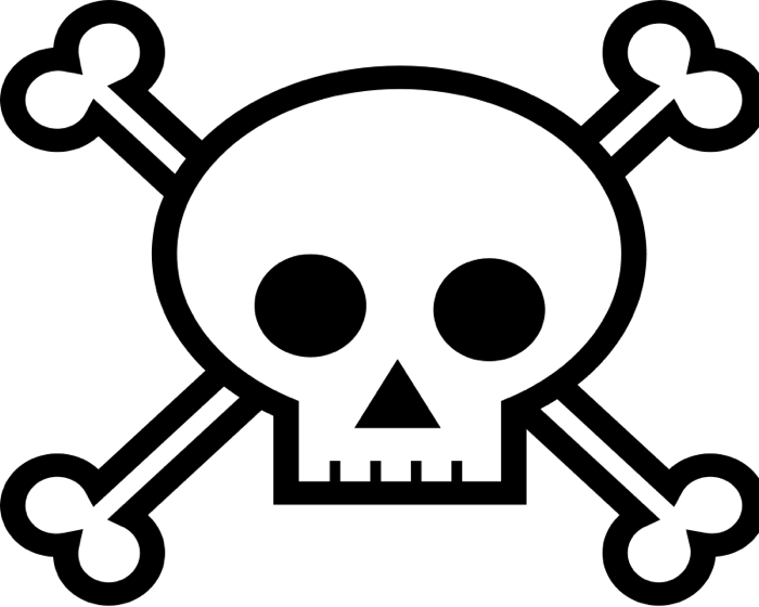 Skull clipart #14, Download drawings