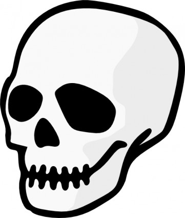 Skull clipart #17, Download drawings
