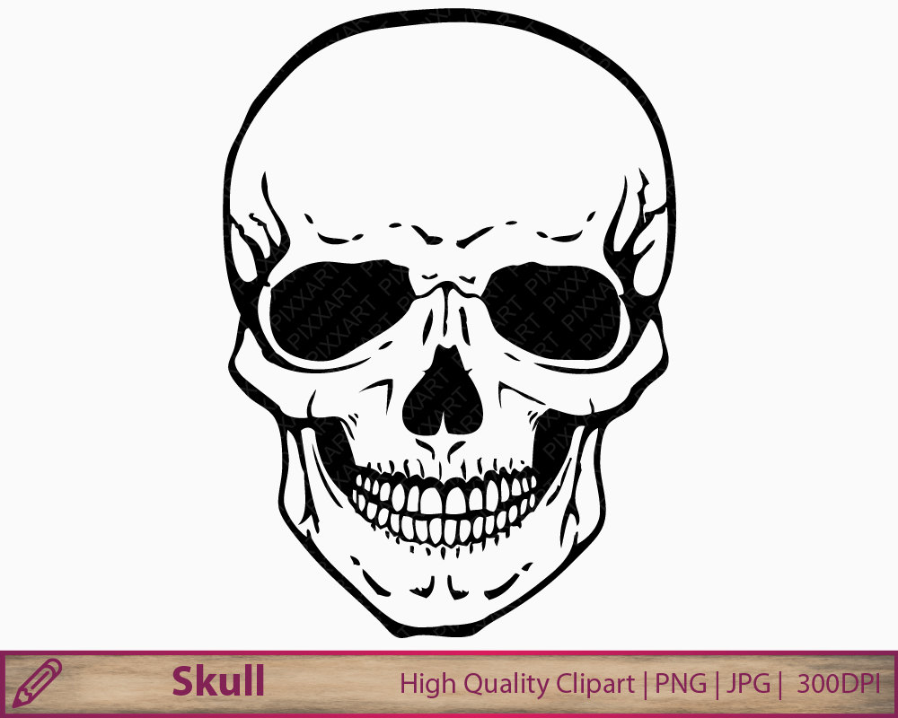 Skull clipart #16, Download drawings