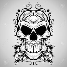 Skull svg #6, Download drawings