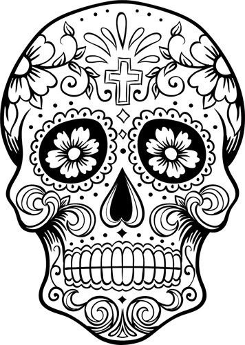 Skull svg #19, Download drawings