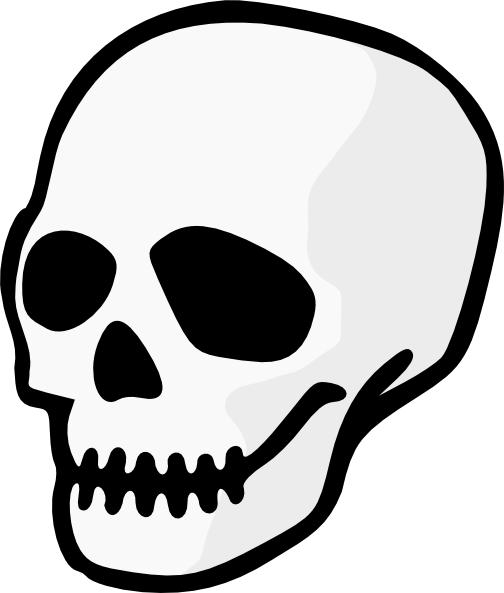 Skull svg #3, Download drawings