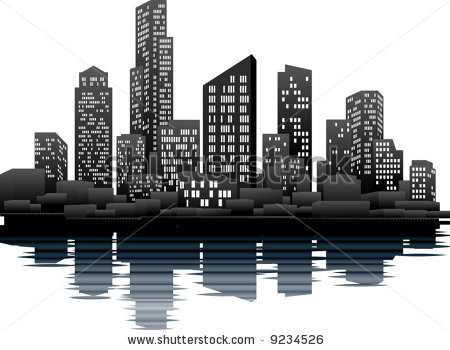 Skyline clipart #8, Download drawings