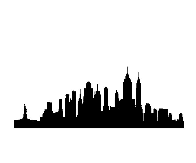 Skyline clipart #12, Download drawings