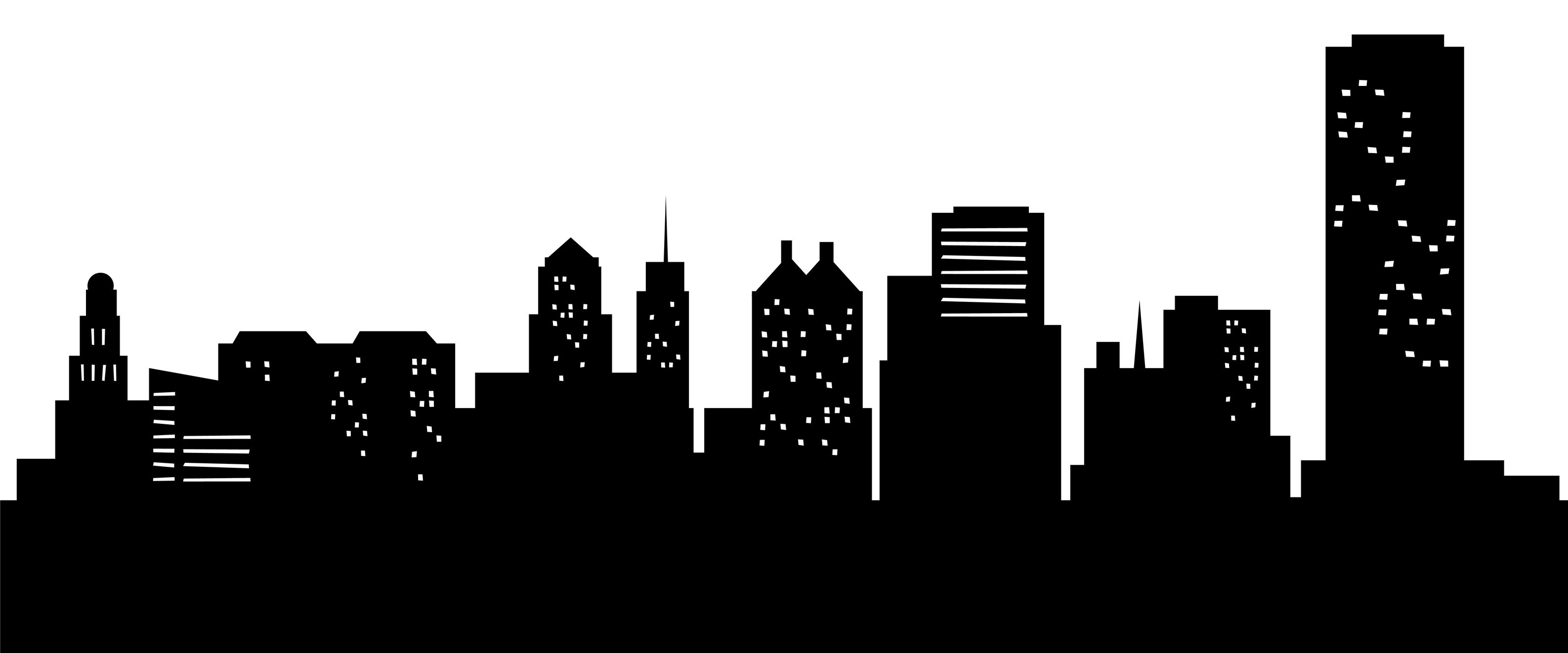 Skyline clipart #1, Download drawings
