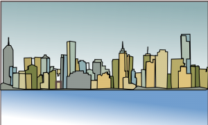Skyline clipart #9, Download drawings