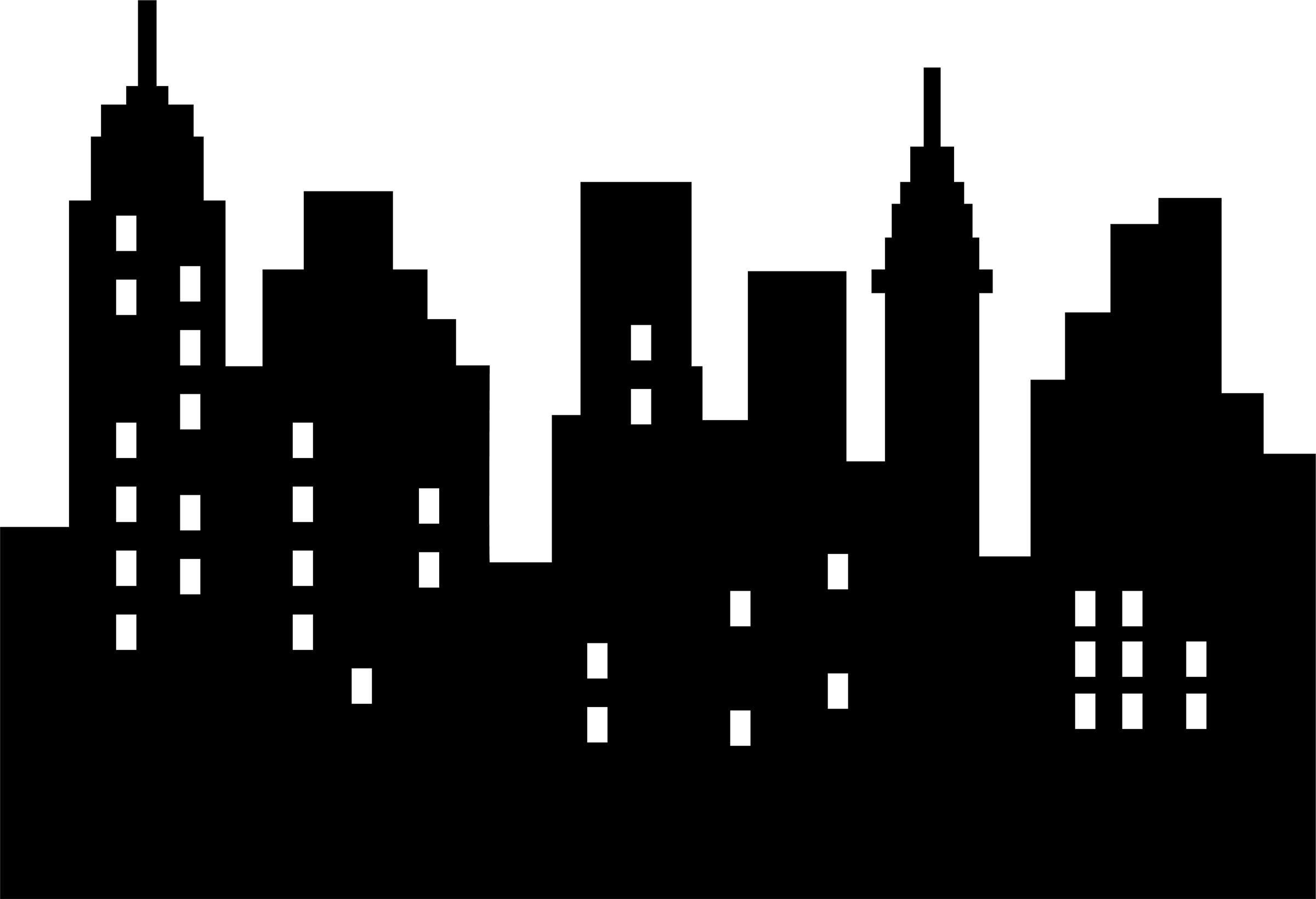 Skyline clipart #5, Download drawings