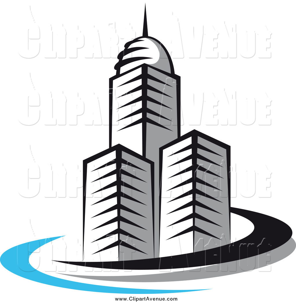 Skyscraper clipart #9, Download drawings