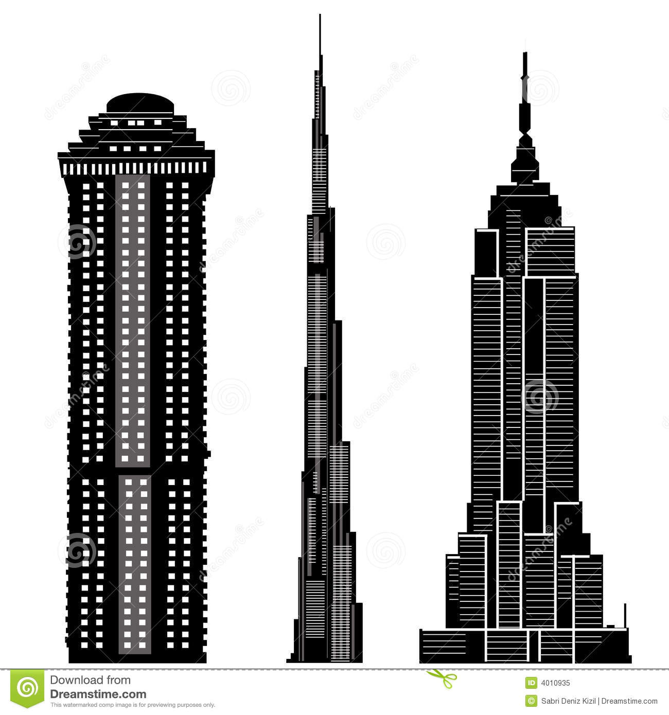 Skyscraper clipart #4, Download drawings