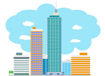 Skyscraper clipart #3, Download drawings