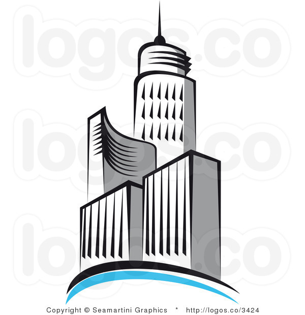 Skyscraper clipart #5, Download drawings