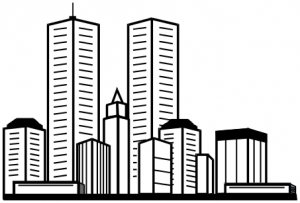 Skyscraper clipart #17, Download drawings