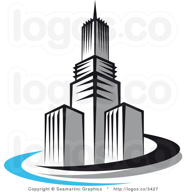 Skyscraper clipart #18, Download drawings
