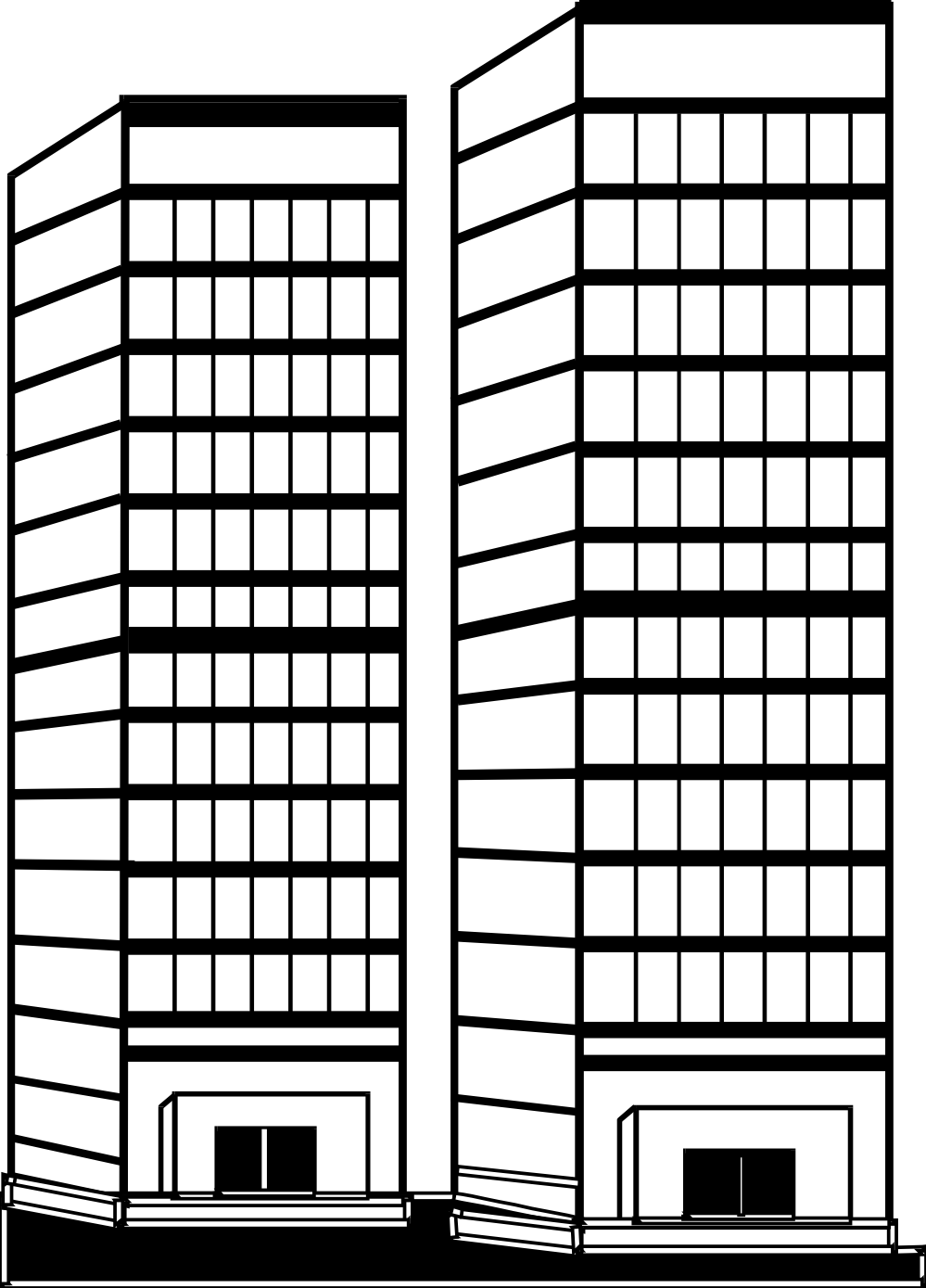 Skyscraper svg #9, Download drawings