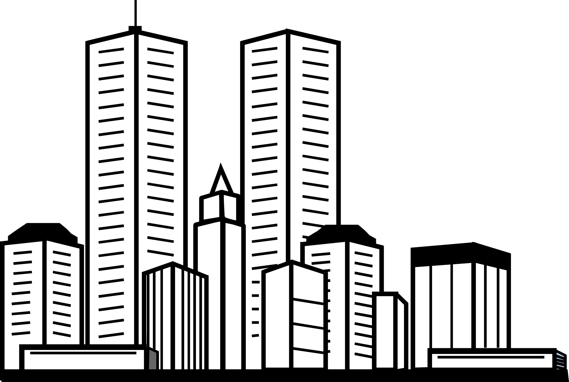 Skyscraper svg #16, Download drawings