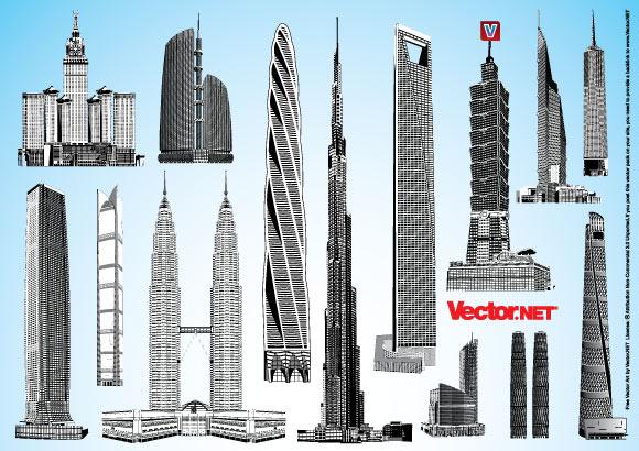 Skyscraper svg #18, Download drawings